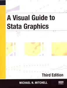 A Visual Guide to Stata Graphics, 3/e (Paperback)-cover