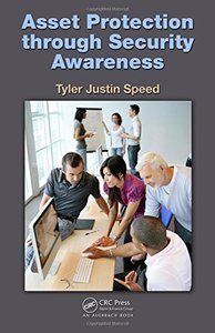 Asset Protection through Security Awareness (Hardcover)-cover