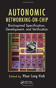 Autonomic Networking-on-Chip: Bio-Inspired Specification, Development, and Verification (Hardcover)-cover