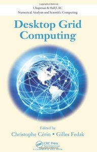 Desktop Grid Computing (Hardcover)-cover