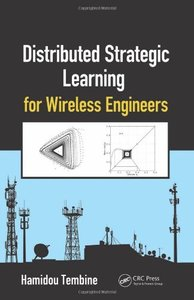 Distributed Strategic Learning for Wireless Engineers (Hardcover)-cover