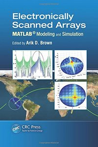 Electronically Scanned Arrays MATLAB Modeling and Simulation (Hardcover)-cover