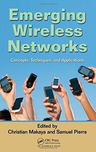 Emerging Wireless Networks: Concepts, Techniques and Applications (Hardcover)-cover