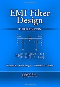 EMI Filter Design, 3/e (Hardcover)-cover