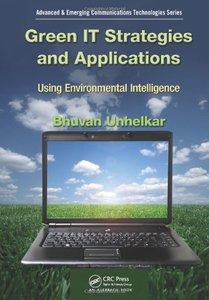Green IT Strategies and Applications: Using Environmental Intelligence (Hardcover)-cover