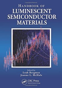 Handbook of Luminescent Semiconductor Materials (Hardcover)-cover
