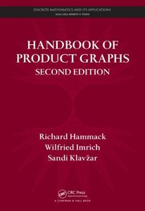 Handbook of Product Graphs, 2/e (Hardcover)-cover