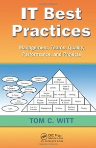 IT Best Practices: Management, Teams, Quality, Performance, and Projects (Hardcover)-cover