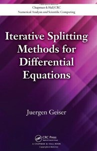 Iterative Splitting Methods for Differential Equations (Hardcover)-cover