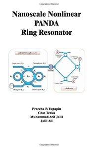 Nanoscale Nonlinear PANDA Ring Resonator (Hardcover)-cover