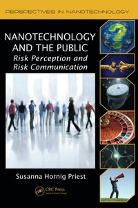 Nanotechnology and the Public: Risk Perception and Risk Communication (Paperback)-cover