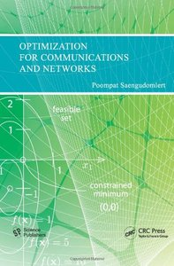 Optimization for Communications and Networks (Hardcover)