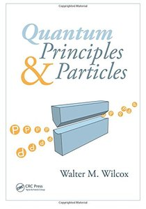 Quantum Principles and Particles (Paperback)-cover