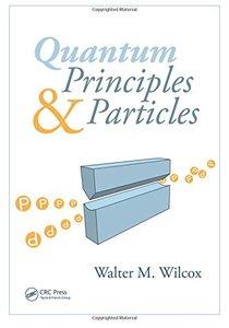 Quantum Principles and Particles (Paperback)-cover
