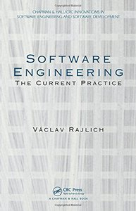 Software Engineering: The Current Practice (Hardcover)-cover