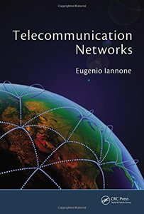 Telecommunication Networks (Hardcover)-cover