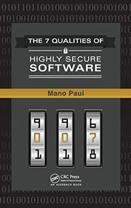 The 7 Qualities of Highly Secure Software (Hardcover)-cover