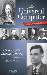 The Universal Computer: The Road from Leibniz to Turing (Paperback)-cover