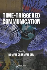 Time-Triggered Communication (Hardcover)-cover