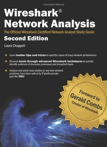 Wireshark Network Analysis : The Official Wireshark Certified Network Analyst Study Guide, 2/e (Paperback)-cover