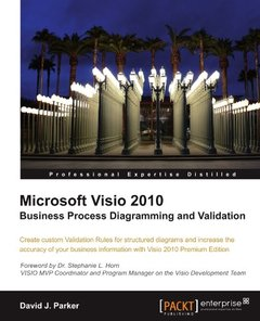 Microsoft Visio 2010 Business Process Diagramming and Validation-cover