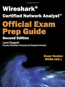 Wireshark Certified Network Analyst Exam Prep Guide, 2/e (Paperback)-cover