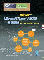 強勢回歸 Microsoft Hyper-V 2012 從零開始-複本、叢集、即時移轉、高可用性 (附教學影片)-cover