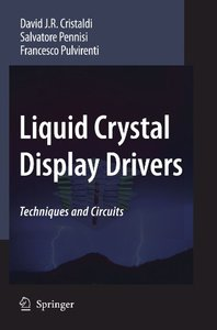 Liquid Crystal Display Drivers: Techniques and Circuits (Paperback)-cover