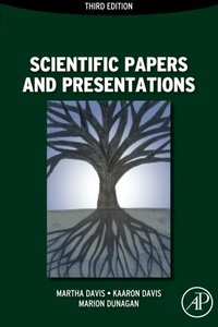Scientific Papers and Presentations, 3/e (Paperback)-cover