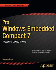 Pro Windows Embedded Compact 7: Producing Device Drivers (Paperback)-cover
