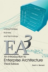 An Introduction To Enterprise Architecture, 3/e (Paperback)-cover