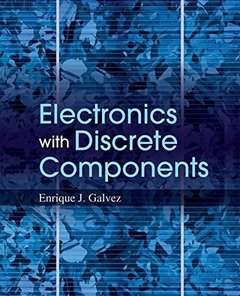 Electronics with Discrete Components (Hardcover)-cover