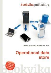 Operational data store (Paperback)