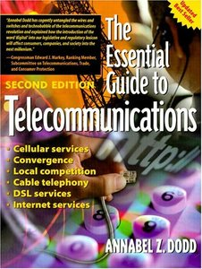 The Essential Guide to Telecommunications, 2/e (Paperback)-cover