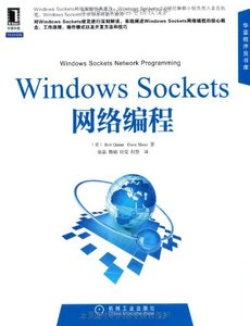 Windows Sockets 網絡編程 (Windows Sockets Network Programming)-cover