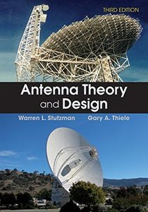 Antenna Theory and Design, 3/e (Hardcover)-cover