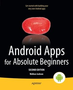 Android Apps for Absolute Beginners, 2/e (Paperback)-cover