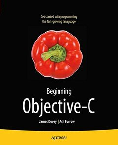 Beginning Objective-C (Paperback)-cover