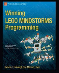 Winning LEGO MINDSTORMS Programming (Paperback)-cover