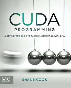 CUDA Programming: A Developer's Guide to Parallel Computing with GPUs (Paperback)-cover