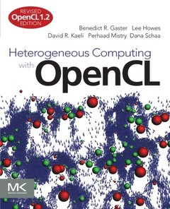 Heterogeneous Computing with OpenCL: Revised OpenCL 1.2 Edition, 2/e (Paperback)-cover