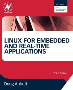 Linux for Embedded and Real-time Applications, 3/e (Paperback)-cover