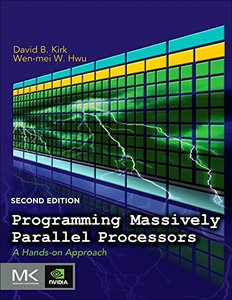 Programming Massively Parallel Processors: A Hands-on Approach, 2/e (Paperback)-cover