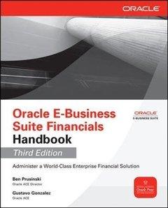 Oracle E-Business Suite Financials Handbook, 3/e (Paperback)-cover