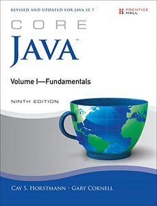 Core Java Volume I--Fundamentals, 9/e (Paperback)-cover