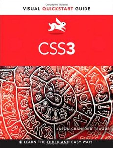 CSS3: Visual QuickStart Guide, 6/e (Paperback)-cover