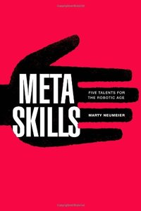 Metaskills: Five Talents for the Robotic Age (Hardcover)-cover