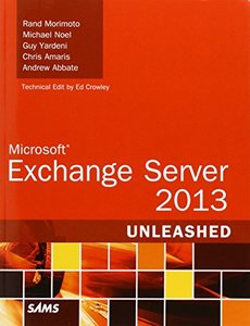 Microsoft Exchange Server 2013 Unleashed (Paperback)-cover