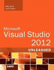 Microsoft Visual Studio 2012 Unleashed, 2/e (Paperback)-cover