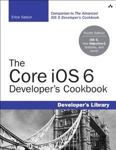 The Core iOS 6 Developer's Cookbook, 4/e (Paperback)-cover